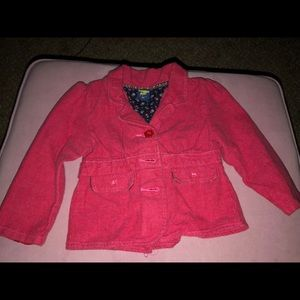 Osh Kosh Coat , Size 3T
